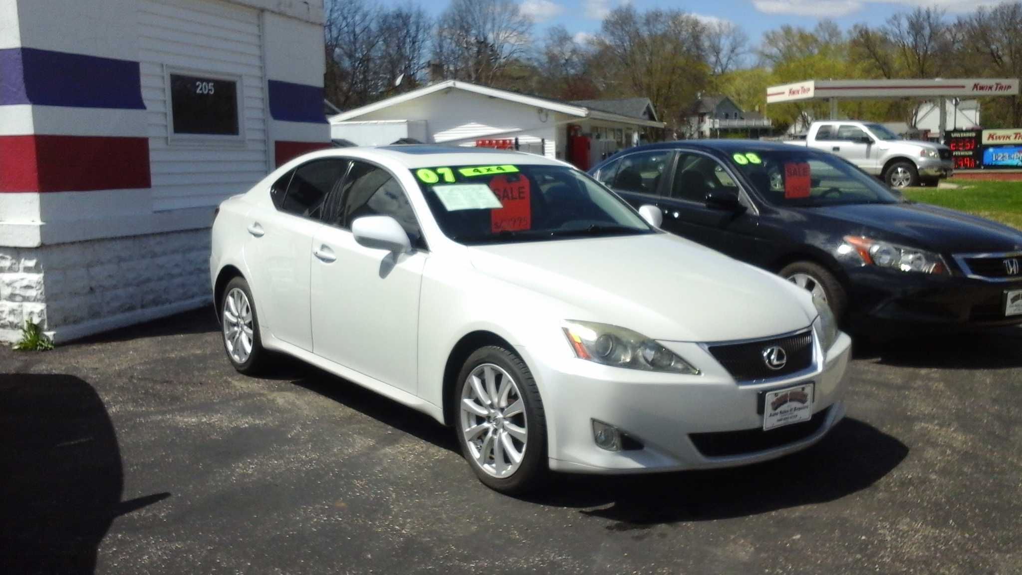 2007 Lexus IS 250 Used Cars